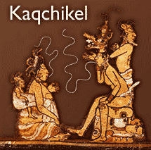 Kaqchikel talking dictionary