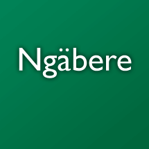 Ngäbere talking dictionary