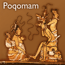 Poqomam talking dictionary