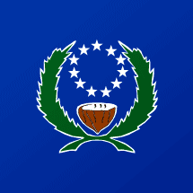 Pohnpeian flag